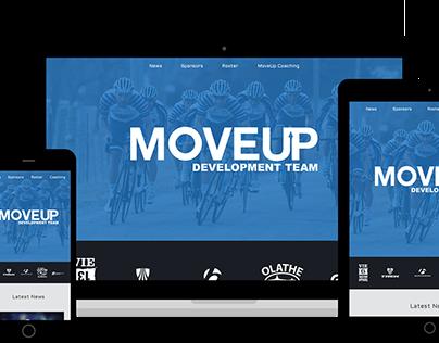 MoveUp Development-Trek Website