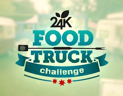 24Kitchen Food Truck Challenge - Leader Package