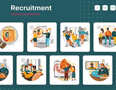 M232_ Recruitment Illustrations