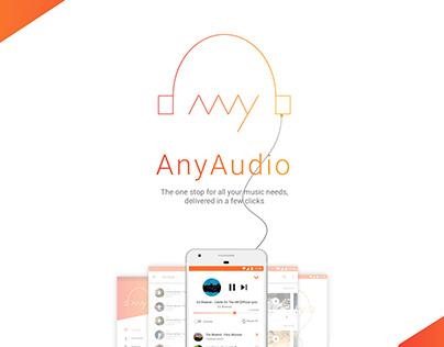 AnyAudio - Play & Stream Any Music
