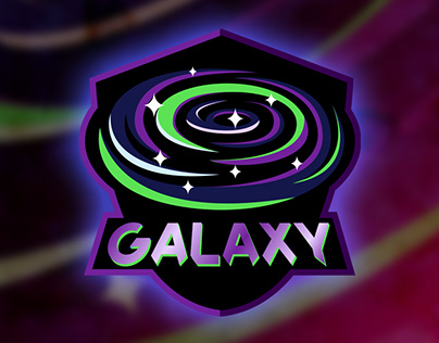 """(SOLD) Gaming Logo Or E-Sports Mascot For """"GALAXY"""" Team"""