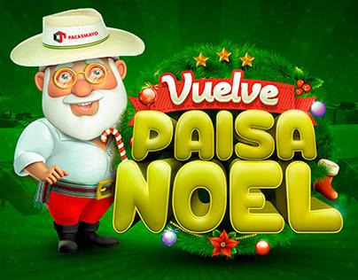 Vuelve Paisa Noel / Cementos Pacasmayo