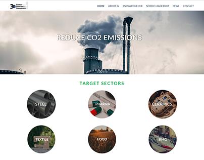Web Design & Development for NCCIB Project 3e