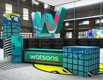 Watsons Family Day 2020