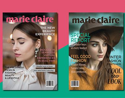 MAGAZINE COVER - DESIGNS
