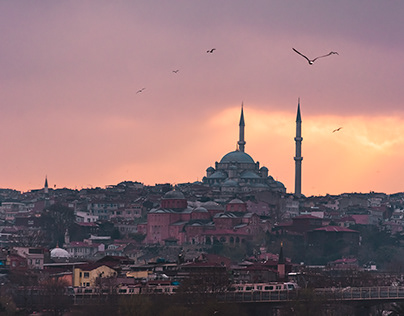 The colors of Istanbul