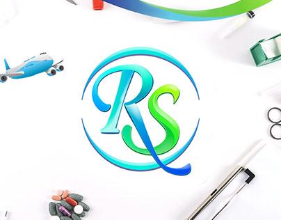 Logo (Imagotipo) Román Services: Turismo de Salud.