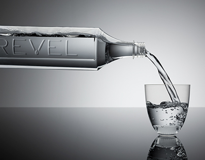 Revel Water - Launch Photography