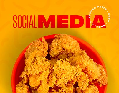 Social media - Frango Frito