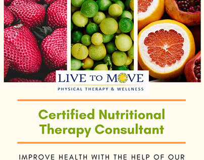 Visit A Certified Nutritional Therapy Consultant