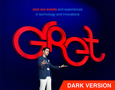 Gret -Storytelling for Better Growth. (Dark Version)
