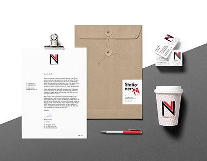 Notable.Vision Logo & Brand Identity Design