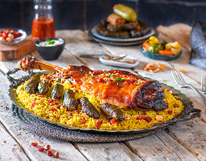 Bet Elmashwyat Food Photography