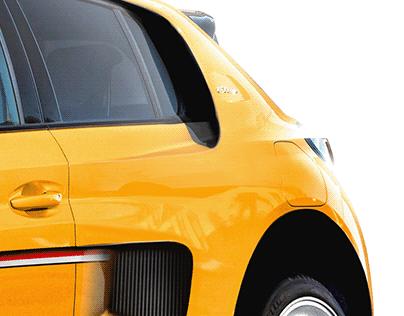 Peugeot 208 Turbo 16