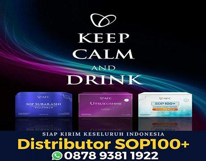 Harga Vitamin Utsukushii dan SOP100