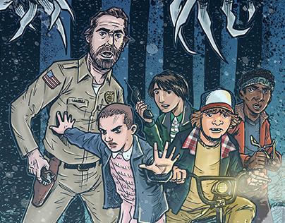 Mock Comic Covers