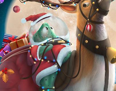 Aliens vs Christmas