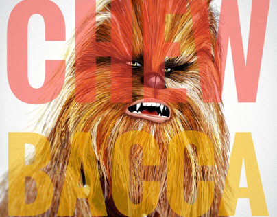 Illustration: Chewbacca