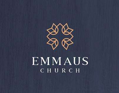 Emmaus Church Branding.