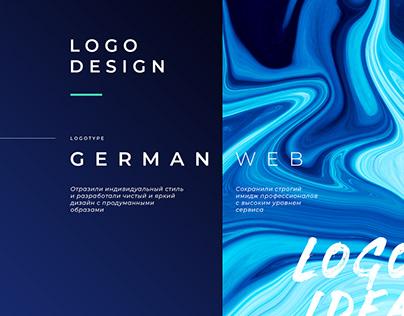 Web design: German Web