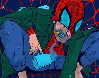 PETER B. PARKER | #Spiderverse