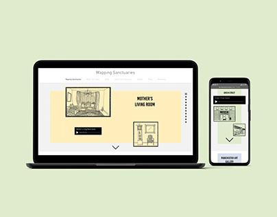Mapping Sanctuaries - Online Exhibition