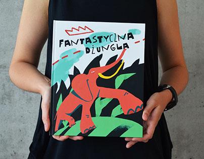 """Book """"Fantastic Jungle"""""""