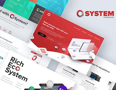 O2System Website