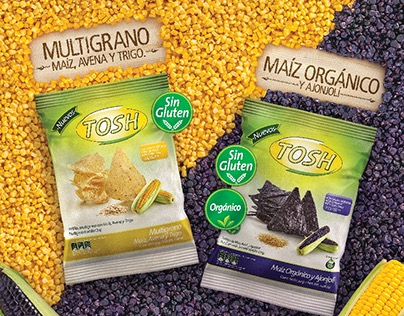 Producto - Snacks Tosh