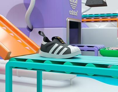 Adidas Kids 360