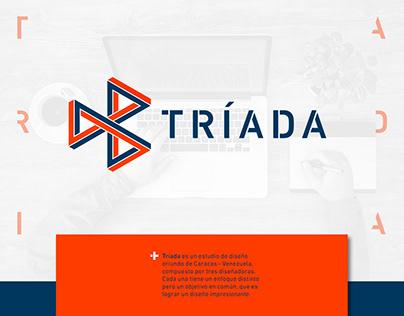 Triada Studio - Branding