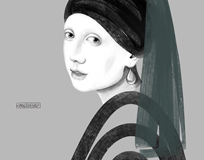 Stylization of paintings by famous artists
