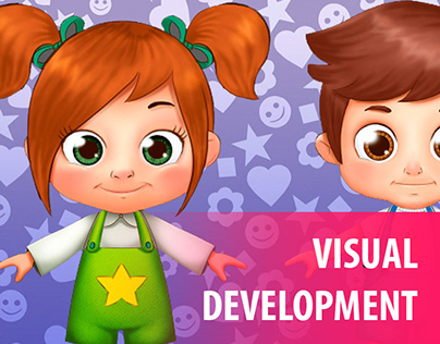 Kidolea Media Labs - Visual Development