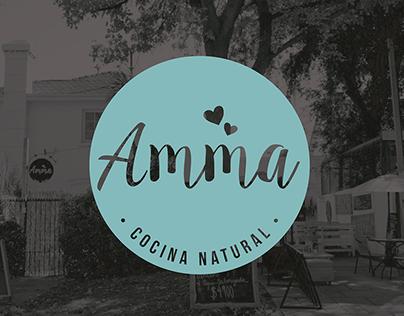 Amma - Presentación