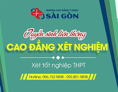 Tuyen sinh cao dang xet nghiem tphcm 2018 chinh quy