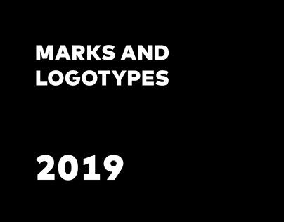 Marks & Logotypes - 2019