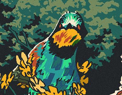 Birding Communities - Brown Alumni Magazine