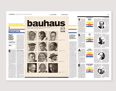 BAUHAUS. Sotileza