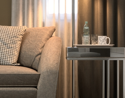 Luxury Interior Rendering