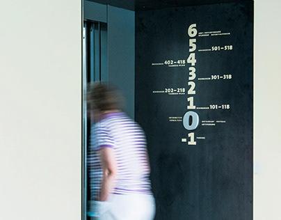 Signaletik | Riedhof