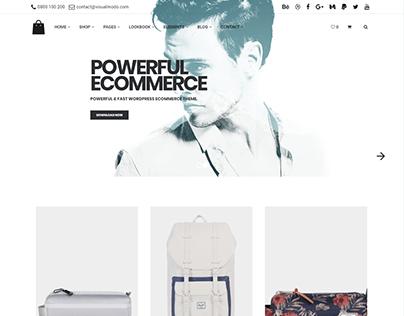 Seller eCommerce WordPress Theme - Shop Products