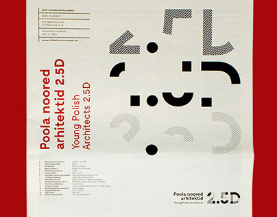 Young Polish Architects 2.5D Paper