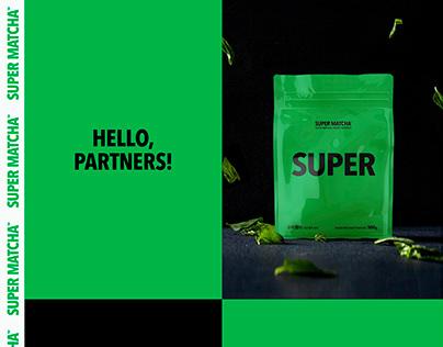Matcha Tea Online Store