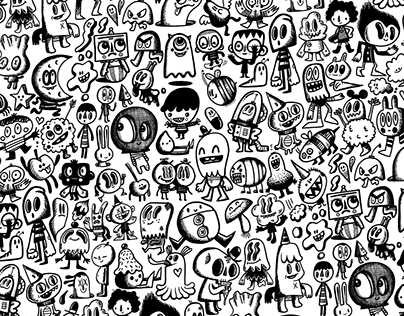 Inky Doodle Collection