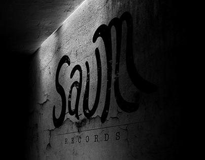 Saum Music Records Branding Design