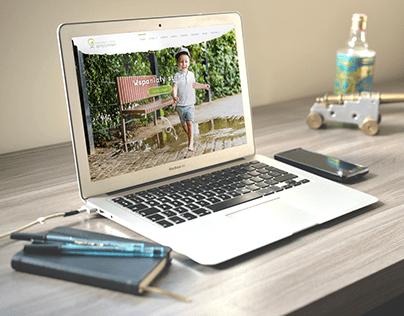 Responsive web design & our pictures for kindergarten