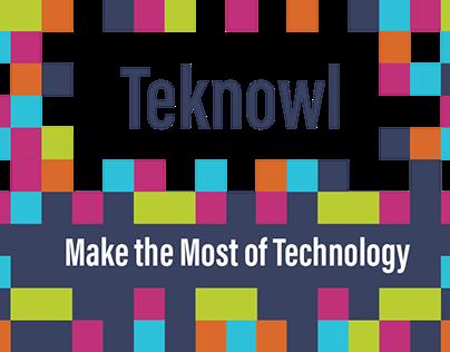 Teknowl UI Design
