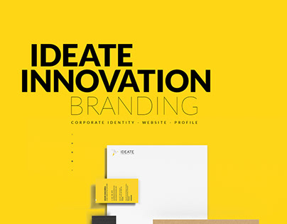 IDEATE Innovation - Branding