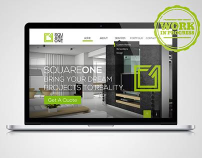 Square Contractors Home Page (2013)