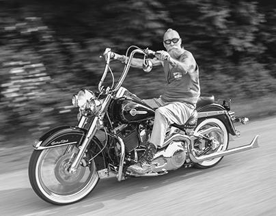 Motorcycle Shoot